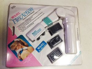 4115-500  Flex Action Massager