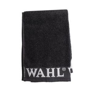 Shaving Black Towel