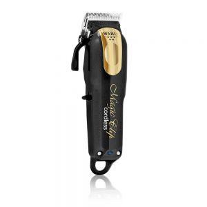 8148-116 Magic Clip   Pro Cord/Cordless Clipper 5* Black&Gold