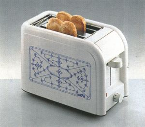 Електронен тостер TA 55.17