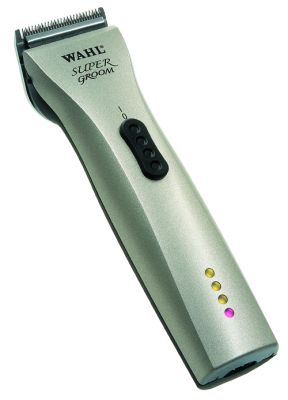 1872-0472  Super Cordless Professional Cord/Cordless Hair Clipper