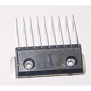 3290 Stainless Steel All Metal Clipper Blade Guide Attachment # 1