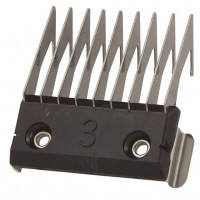 3293 Stainless Steel All Metal Clipper Blade Guide Attachment # 3