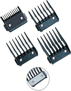 3160-016 /4006-7070/ К-т 4 Гребена Attchment Combs Sets # 1-4