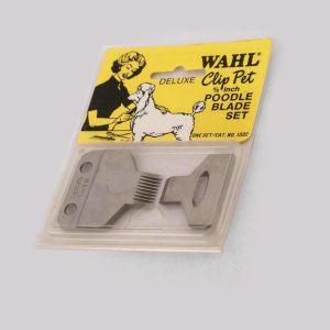 1032 Deluxe Clip Pet 5/8 Poodle Blade Set